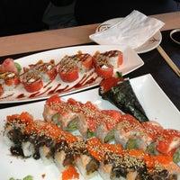 Photo taken at Toyama Japanese Resturant by Кристина К. on 4/1/2013