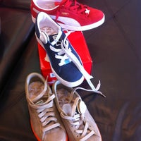 Photo taken at Puma Outlet by Rafael C. on 12/29/2012