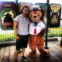 Photo taken at Duffy The Disney Bear by John P. on 4/7/2013