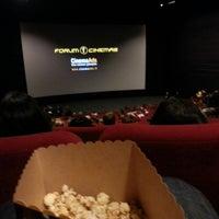 Photo taken at Forum Cinemas Vingis by Aleksandras Š. on 2/27/2013