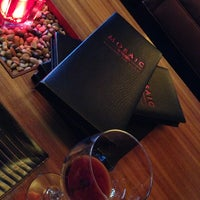 Photo taken at Mosaic Restaurant & Lounge - Four Points By Sheraton by Mariella C. on 10/5/2013
