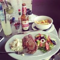 Photo taken at Sophiatown Bar Lounge by James D. on 11/4/2013