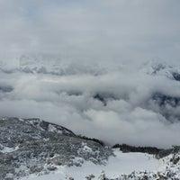Photo taken at Rifugio la Roda by Marco on 12/7/2014