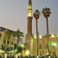 Photo taken at Khan Al-Khalili by Mustafa Y. on 10/10/2012