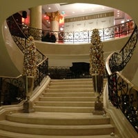 Photo taken at The Ritz-Carlton Berlin by Михаил М. on 12/5/2012