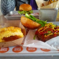 Photo taken at YEAH! Burger by Sekou L. on 10/24/2012