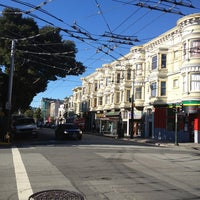 Photo taken at Haight-Ashbury by Claudio A. on 12/19/2012