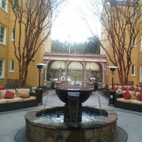 Photo taken at Artmore Hotel by Rob K. on 1/29/2013