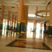 Photo taken at Masjid Kampus UGM by Danang P. on 10/20/2012