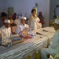 Photo taken at Pondok Wina Hall & Restaurant by Fadzryl A. on 3/11/2013