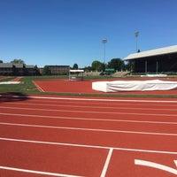 Photo taken at Hayward Field by Brett A. on 7/31/2016