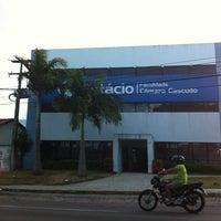 Photo taken at Estácio by Narjara F. on 2/7/2013