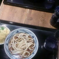 Photo taken at Marugame Seimen by む き. on 5/11/2017