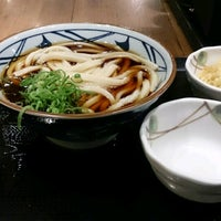 Photo taken at Marugame Seimen by む き. on 4/21/2017