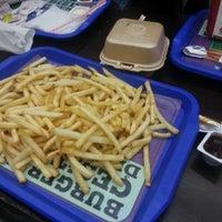 Photo taken at Burger King by Cihad D. on 12/27/2012
