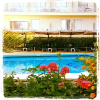 Photo taken at Best Western Hotel Fenix by Panagiotis M. on 6/15/2014