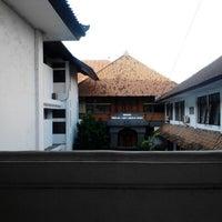 Photo taken at Fakultas Sastra by Boaz F. on 10/22/2012