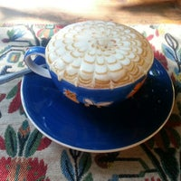 Photo taken at Peppermint Cafe by Miranda W. on 10/25/2012