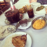 Photo taken at Churrascaria e Pizzaria Charrete by Rafael P. on 10/4/2014