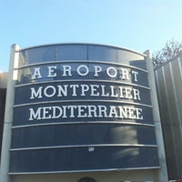 Photo prise au Aéroport de Montpellier Méditerranée (MPL) par NATASHA le10/11/2013