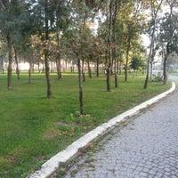 Photo taken at Hasbahçe Parkı by Tugba Ö. on 10/16/2012