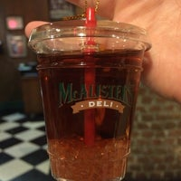 Photo taken at McAlister's Deli by Lauren V. on 12/22/2013