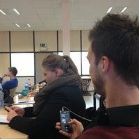 Photo taken at UCLL Departement Lerarenopleiding - Campus Clenardus by Shanna S. on 10/18/2012