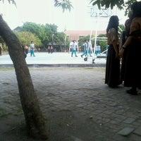 Photo taken at SMP Negeri 39 Surabaya by Satrya T. on 10/10/2012