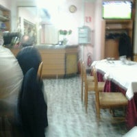 Photo taken at Ristorante Gran Sasso by Berardo D. on 12/11/2012