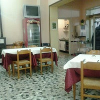 Photo taken at Ristorante Gran Sasso by Berardo D. on 12/28/2012