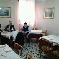 Photo taken at Ristorante Gran Sasso by Berardo D. on 12/12/2012