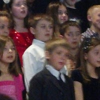 Photo taken at Slaybaugh Elementary by Scott W. on 12/12/2013