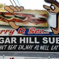 Photo taken at Sugar Hill Sub & Deli by Scott W. on 9/7/2015