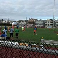 Photo taken at Ocean City Soccer Complex by Scott W. on 7/28/2013