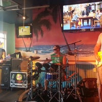 Photo taken at Cheeseburger in Paradise - Evansville by Shadi W. on 7/3/2013