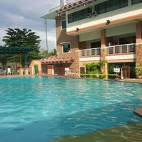 Photo taken at Villa Carmelita In-Land Resort & Hotel by Vanessa S. on 10/31/2014