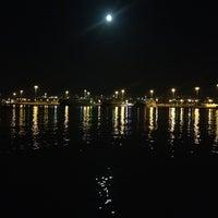 Photo taken at Port of Heraklion by Timur S. on 6/24/2013
