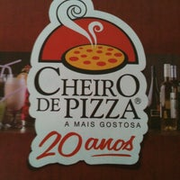 Photo taken at Cheiro de Pizza by DieGo A. on 10/30/2012