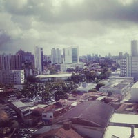 Photo taken at Edifício Sigma Trade Center by Tim Beta - Alexandre B. on 6/14/2013