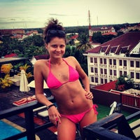 Photo taken at Kafu Resort & Spa by Лилия Б. on 7/29/2013