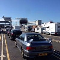 Photo taken at Eastern Docks by Paul Howard T. on 7/3/2014