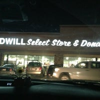 Photo taken at Goodwill Select Store & Donation Center by Alex M. on 1/23/2013