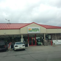 Photo taken at MAPCO Mart by Robert S. on 2/28/2013