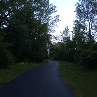 Photo taken at Lake Ontario State Parkway Multi-Use Trail by Jenna K. on 7/25/2014