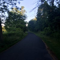 Photo taken at Lake Ontario State Parkway Multi-Use Trail by Jenna K. on 6/27/2014