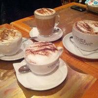 Photo taken at Toi, Moi & Café by Khammar M. on 10/12/2012