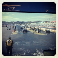 Photo taken at AAA Auto Club Raceway by Fred M. on 2/17/2013