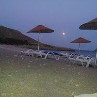 Photo taken at Bedya Beach by Erman O. on 7/22/2013