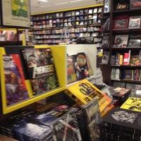 Photo taken at Saraiva Megastore by Jessica F. on 11/24/2012