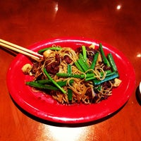 Photo taken at Pei Wei by Francisco M. on 12/19/2012